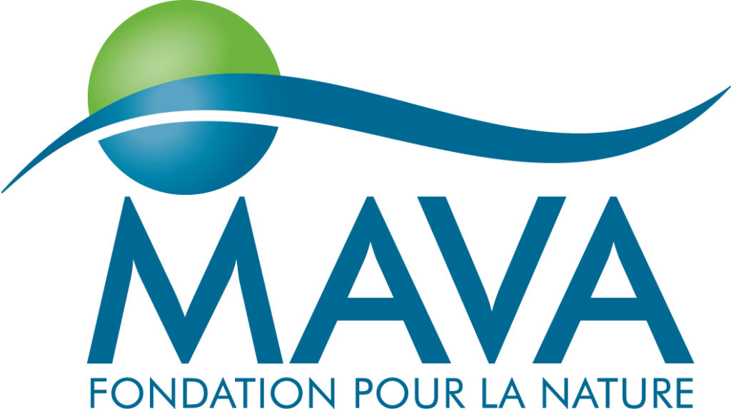 logo mava fondation pour la nature