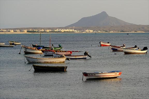 embarcadero Cabo Verde